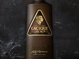 Cacique Trademark Branding