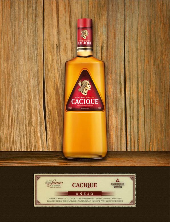 Cacique Key Visual