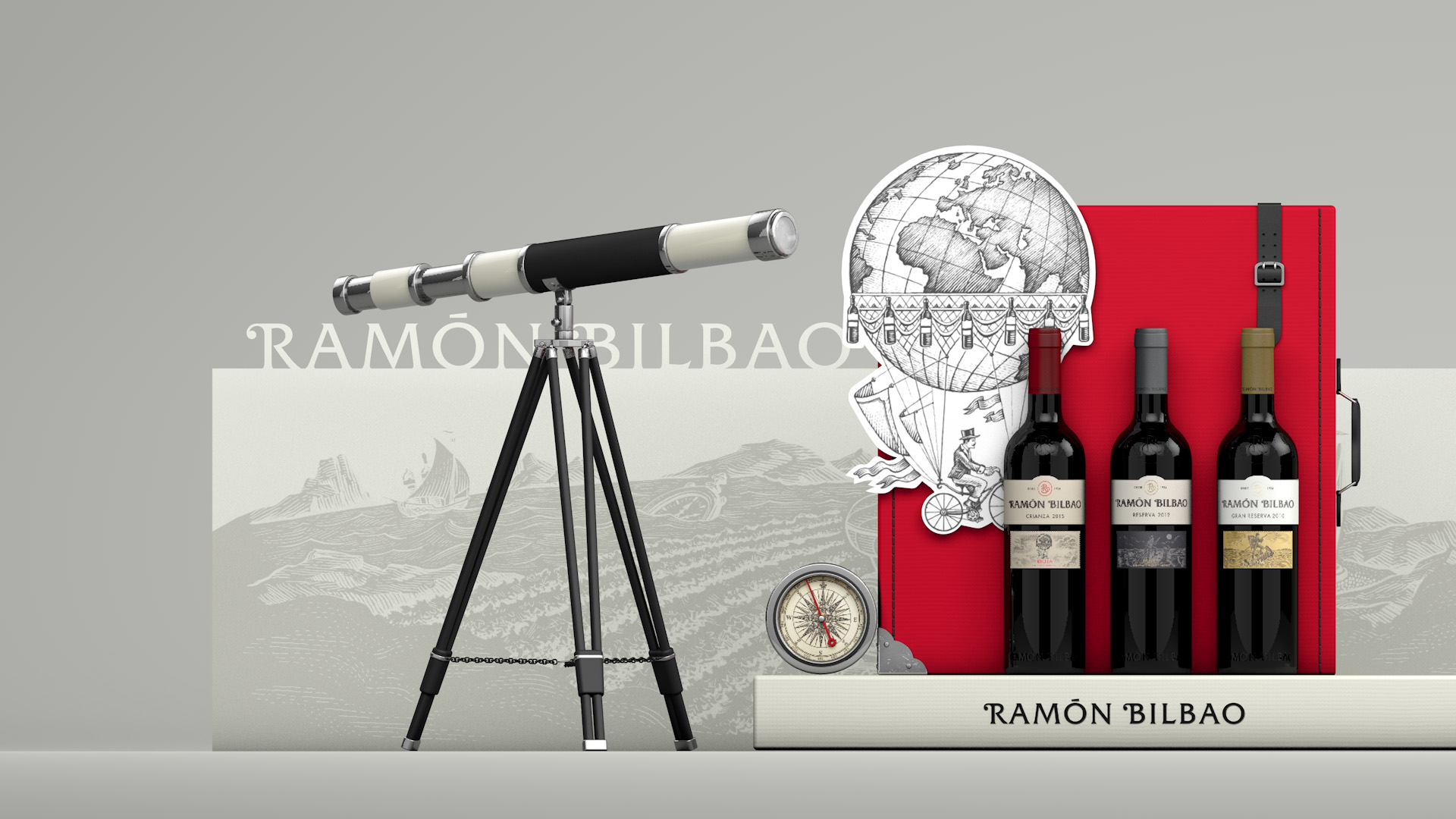 Ramón Bilbao. Programa de Visibilidad.