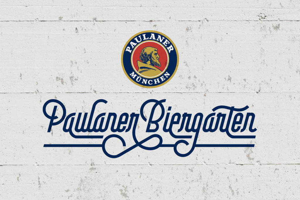 Logo Paulaner Biergarten