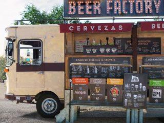 Beer Truck Heineken